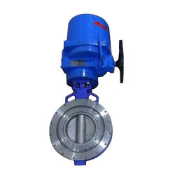 Stainless Steel Electric Actuator High Performance Butterfly Valve