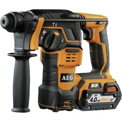 AEG Cordless SDS Plus Rotary Hammer Drill Machine, Model Name/Number: BBH 18