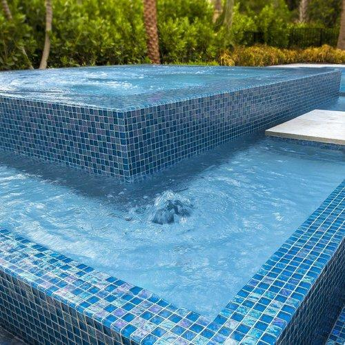 Pool Glass Tiles, Swimming Pool Tiles | Sector 44, Noida | J ...