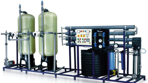 Mineral Water Plant - Packaged Drinking Water Plant