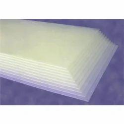 White Polythene Sheet