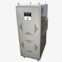 Numax Model Name/Number: SBW-300KVA 300KVA Three Phase Static Voltage Stabilizer, Panel Mounting, Current Capacity: 300 KVS