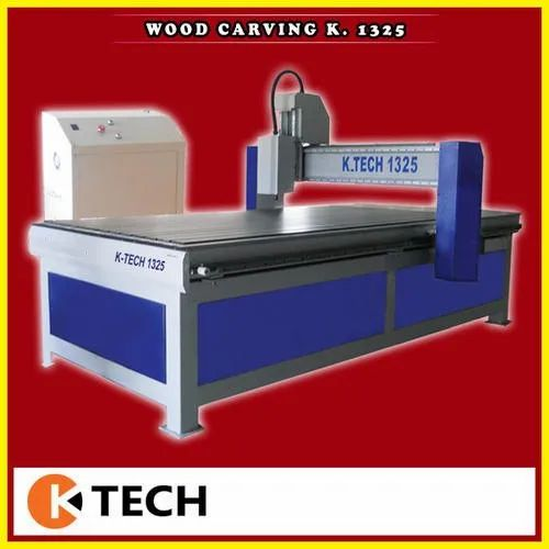 Automatic 3D Wood Carving Machine, Power: 400,220 V