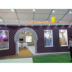 MDF Exhibition Stall Service, PAN India