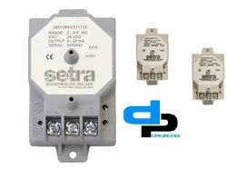 Setra Model 265 Differential Pressure Transducer