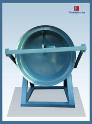 Mild Steel Disc Pelletizer