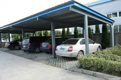 Commercial Car Park Structures