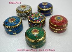 Dabbi Cheaps Work