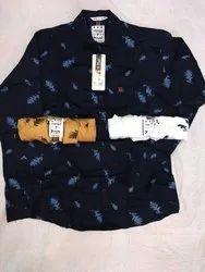 Yuva Full Sleeves Regular Fit Shirts