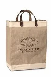 Designer Juco Shopping Bag