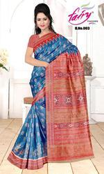Fairy Fashions Series 01-05 Stylish Party Wear Handloom Silk Saree (Single Available)