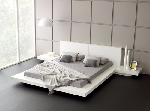 Modern Low Height Bed