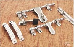 R-5006 Matka Stainless Steel Door Kit