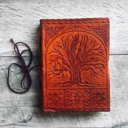 Handmade Leather Diaries, Leather Journals, Antique Leather Journal, Handmade Paper Notebooks