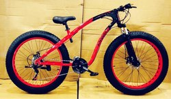 21 Gear Adjustable Fat Bike