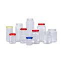 Plastic Containers  & Bottles