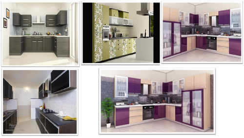 MODULAR KITCHEN Painting Ras Bihari Kolkata Home Fix ID Stunning Architect Designed Modular Homes Painting