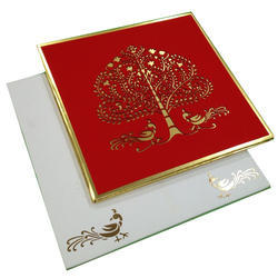Red Interfaith Card