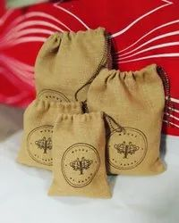 Eco Friendly Jute Pouch