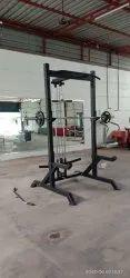 Multipurpose squat rack