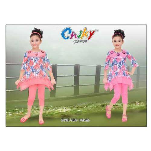 92db978acf6eb Chinky Cotton Kids Fancy Capri