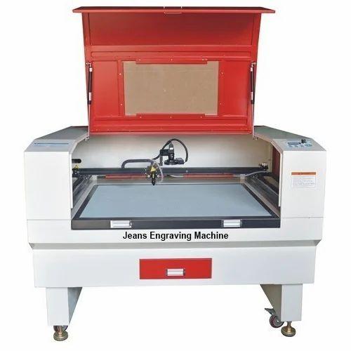 2x3 Jeans Engraving Machine