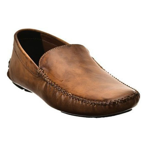 37fa2144bfc Brown Casual Wear Men Stylish Loafer Shoes