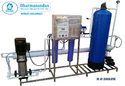 Semi Automatic Water Treatment Plant