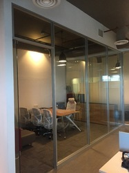 Aluminum Partition Fabrication Services