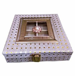 Silver Display Gift Boxes