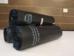 Garbage Bag on Roll- Black
