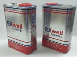 Thinner Tin Containers