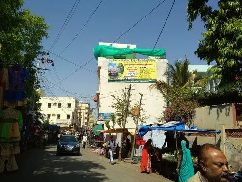 Out Door Size 20x10 Wall Wrap Advertising Service, 3 Month, Pan India