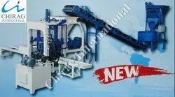 Chirag Multi Function Ash Brick Making Machine