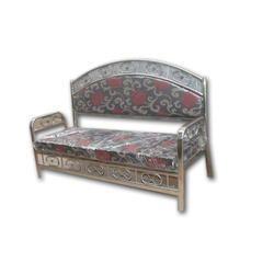 Stainless Steel Designer Sofa