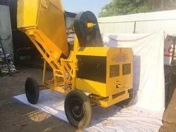 MS Mechanical Hopper Concrete Mixer