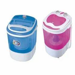 Electronics Portable Mini Washing Machine, Capacity: 3-4 Kilograms, For Home