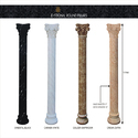Marble Pillar