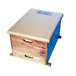 Gymnastics Vaulting Box 3 PC Junior Teak Wood G402A