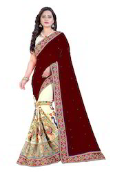 Riva 105 Georgette Saree