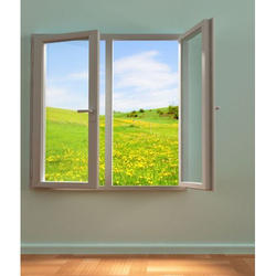 Aluminum Home Window
