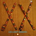 LED Light Dandiya Sticks