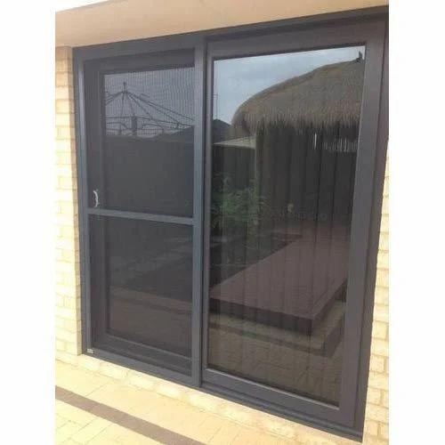 Mosquito Net Aluminium Window Aluminium Window Mahavir Aluminium