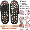 Acupressure Slippers & Magnetic Full Body Massage Foot Care