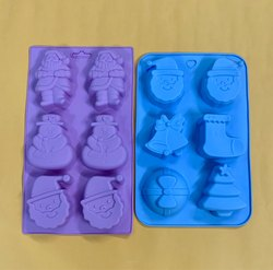 cake molds Christmas Shapes