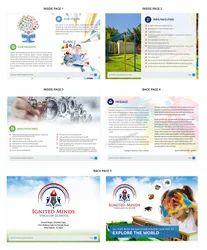 Education, School Brochure and Printing