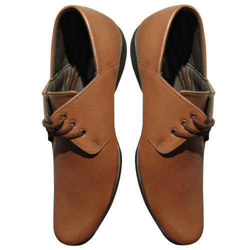 17fd8d7fc61 Brown Synthetic Leather Formal Shoes