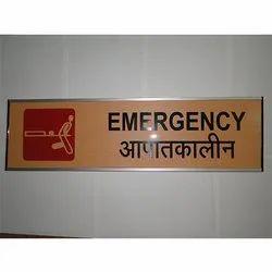 Indoor Sign Board