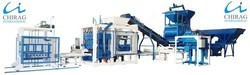 Fully Automatic Interlocking Block Making Machine