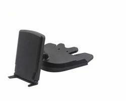 Black ABS Plastic ZAZZ ZCM4024-CD Mobile Holder